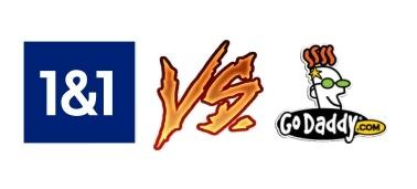 1&1 vs Godaddy