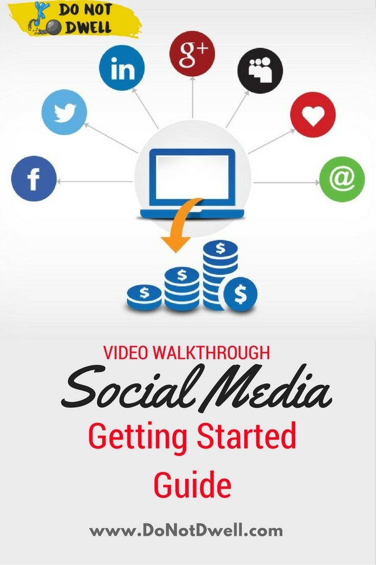 Getting Started with Social Media Marketing [w/ Video Walkthrough]
