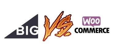 Bigcommerce vs Woocommerce