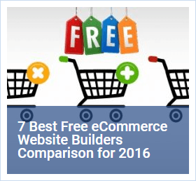 free website builders chart