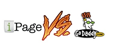 iPage vs Godaddy