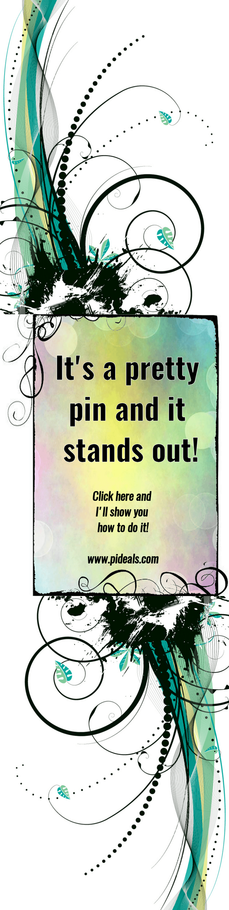Example of a Popout Pin for Pinterest