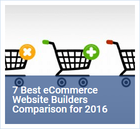 shopping cart builder comparison chart