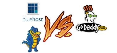 Bluehost vs Godaddy vs Hostgator