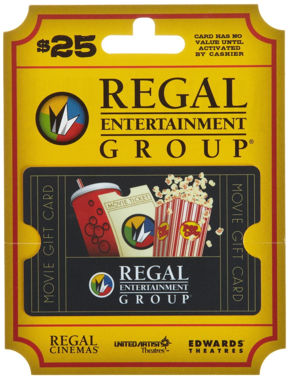 regal movies gift card