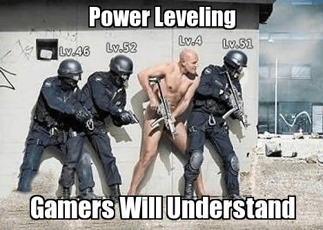 power-leveling
