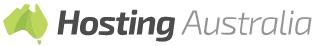 hosting australia logo