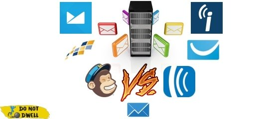Email Marketing Software Comparison Charts