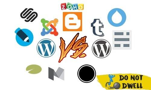 blogging platform comparison