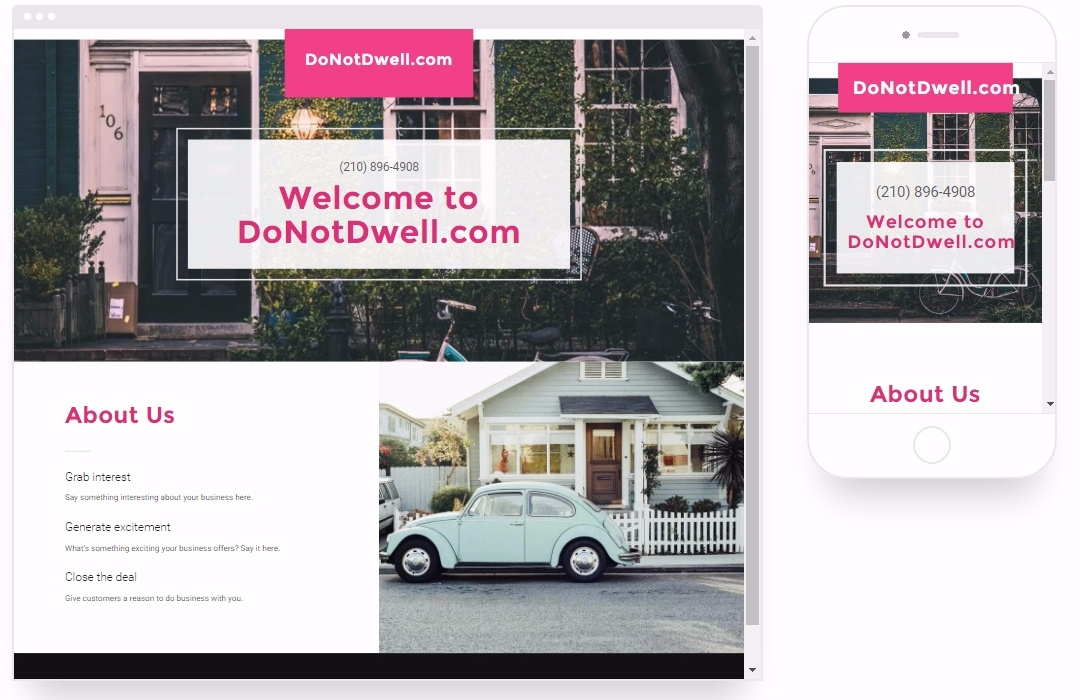 47 godaddy website builder templates examples jan 2018 godaddy website builder tutorial 2017 pronofoot35fo Image collections