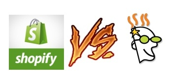 Shopify vs GoDaddy Online Store Builder