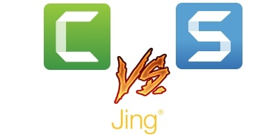 camtasia vs snagit vs jing
