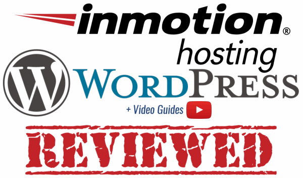 InMotion Hosting WordPress Review