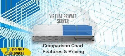 best vps hosting comparison chart