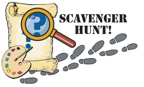 A Scavenger Hunt for Interwebs People